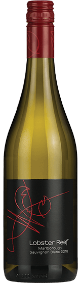 LOBSTER REEF MARLBOROUGH SAUVIGNON BLANC 2018