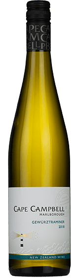 CAPE CAMPBELL MARLBOROUGH GEWURTZTRAMINER 2018