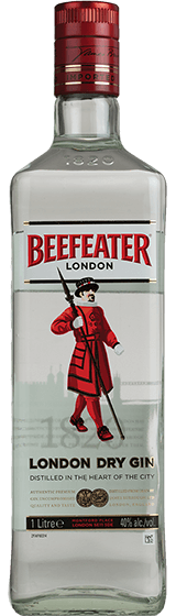 Beefeater London Dry Gin (1000ml)