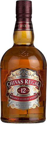 Chivas Regal 12 Year Old Scotch Whisky (700ml)