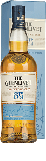 The Glenlivet Founders Reserve Single Malt Scotch Whisky (700ml)