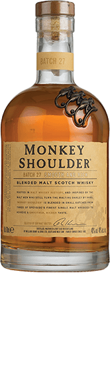 Monkey Shoulder Scotch Whisky (700ml)