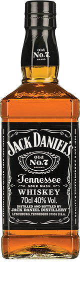 Jack Daniel's Old No.7 Tennessee Whiskey 700mL