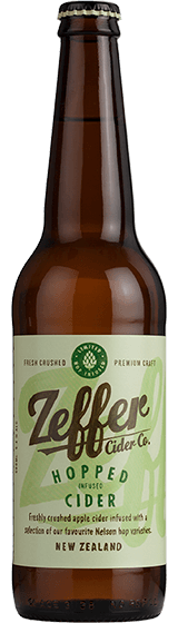 Zeffer Hopped Infused Cider (500ml)