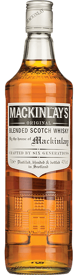 Mackinlays Blended Scotch Whisky 700ml