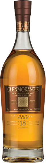 Glenmorangie 18 YO Single Malt Scotch Whisky (700ml)
