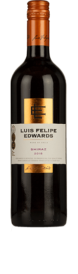 Luis Felipe Edwards Chile Shiraz  2018